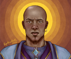 kingsley shacklebolt and upthehillart image