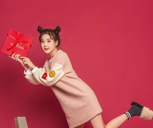 fashion, winter, and kim shin yeong image