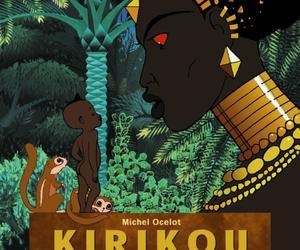 animation, cover, and kirikou et la sorciere image