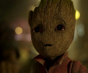 guardians of the galaxy, baby groot, and groot image