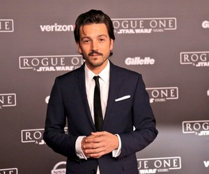 diego luna, rogue one, and star wars image