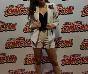 argentina, comic con, and soy luna image