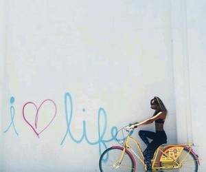 love life, positivity, and good vibes image