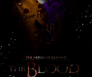 percy jackson, heroes of olympus, and the blood of olympus image