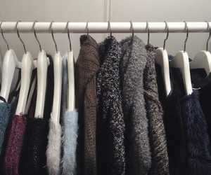 fashion, inspiration, and sweaters image
