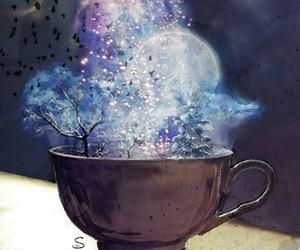 magical, mystical, and tea image