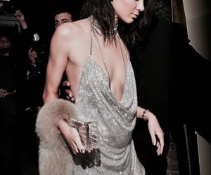 kendall jenner, model, and dress image