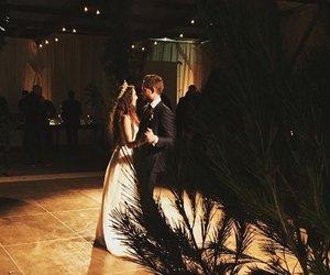 pretty little liars, troian bellisario, and wedding image