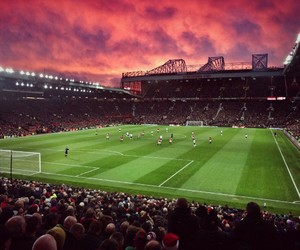 manchester united, match, and united image