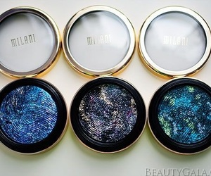makeup, beauty, and milani image