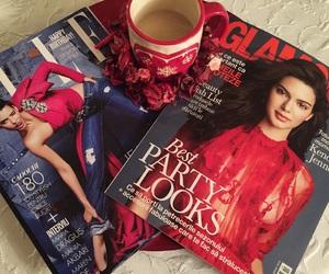 caffee, ellemagazine, and glamourmagazine image