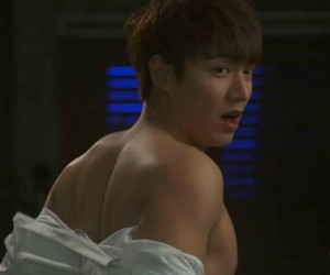 handsome, lee min ho, and sexy image