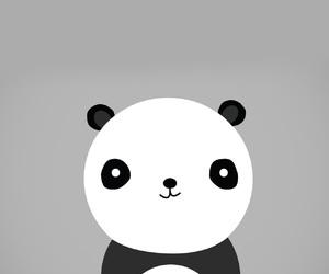 panda and cute image