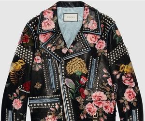 gucci, fashion, and jacket image