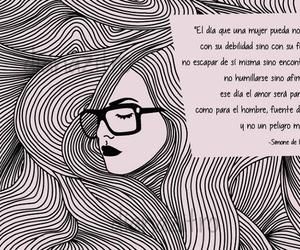 amor, mujer, and vida image