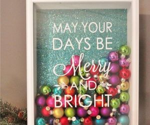 christmas, bright, and winter image