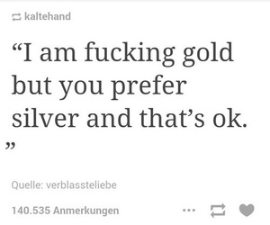 quotes, love, and gold image