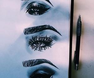 art, beautiful, and beauty image