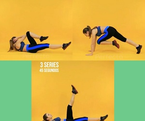 diy, girl, and ejercicios image