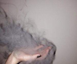 bad, sad, and smoke image