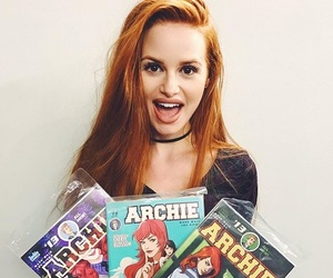 riverdale and madelaine petsch image