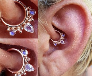 piercing and daith image