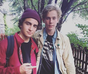 jonas, skam, and isak image