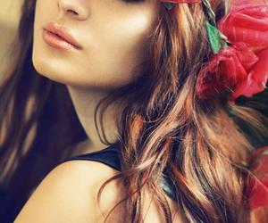 facebook, fashion, and flower image