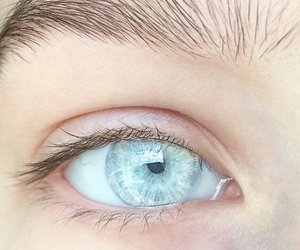 blue, eyes, and beautiful image