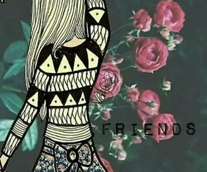 wallpaper and friends image