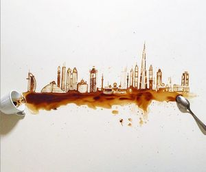 art, artistic, and city image