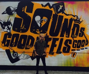 grunge, 5 seconds of summer, and guitarist image
