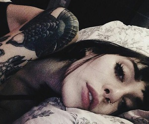 aesthetic, tumblr, and hannah snowdon image