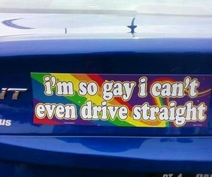 gay, rainbow, and quotes image