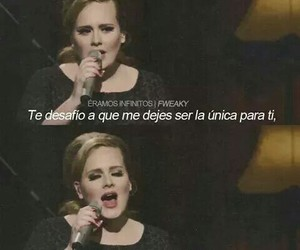 love, Adele, and frases image