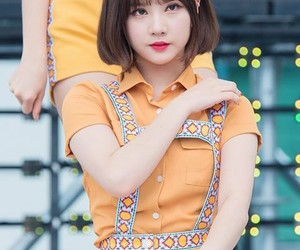 k-pop, eunha, and gfriend image