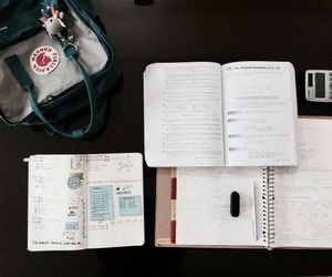 college, study, and book image