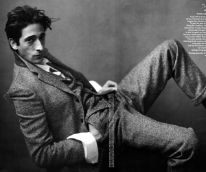 adrien brody, Annie Leibovitz, and american actor image