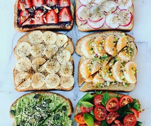 food, yummy, and snack image
