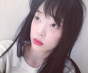 sulli, instagram, and choi jin ri image