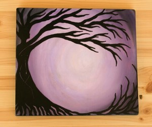 hand painted, sale, and pretty art image