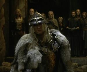 alone, armour, and dark image