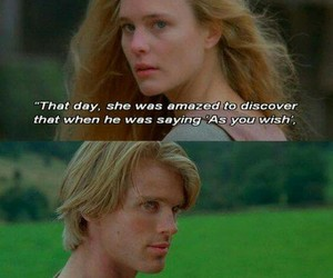 love, quote, and the princess bride image