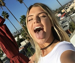 girl, snapchat, and alissa violet image