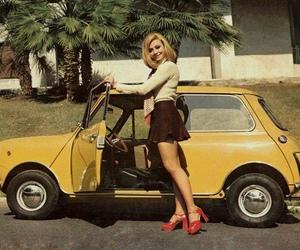 car, 70s, and retro image