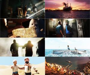 Jamie Bell, movie, and tintin image