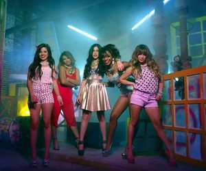 5h, fifth harmony, and me & my girls image