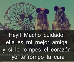 bff and frases girl friends image