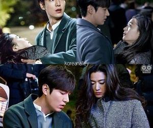 lee min ho, kdrama, and jeon ji hyun image