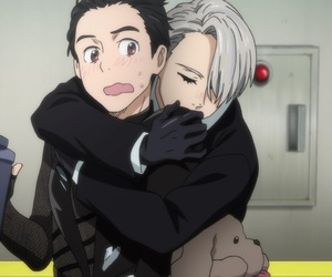gay, yuri!!! on ice, and yuri on ice image